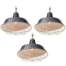 large industrial pendant lighting cage fixtures kitchen outlet