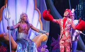 mermaid disney u0027s music theatre international