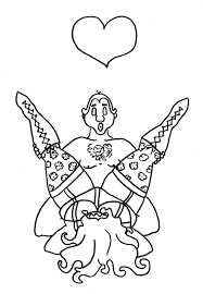 the eagle coloring pages for adults from the chubby art