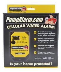 pumpalarm com cellular water and power alarm official product page