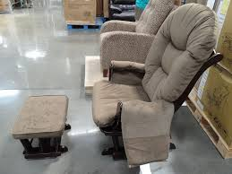 Upholstered Glider Furnitures Fill Your Home With Cozy Glider Rocker For Charming