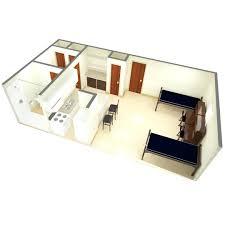 unique small efficiency studio apartment plan layoutstudio floor