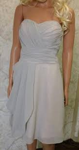 Light Gray Bridesmaid Dress Gray Chiffon Bridesmaid Dresses