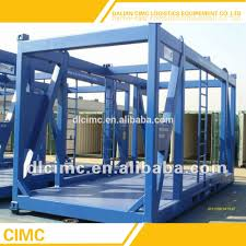prime quality shipping container frames open frame container photo