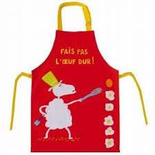 tablier de cuisine fait tablier de cuisine enfant 1000 ideas about tablier enfant on