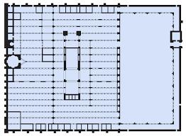 hagia sophia floor plan church of hagia sophia plan aya sofia