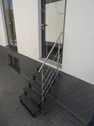 balkon edelstahlgel nder berliner edelstahlbau und systemgeländer geländer aus edelstahl
