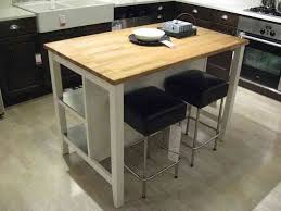 kitchen island with power