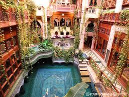 ostentatious persian rug design in swimming pool by richard afkari