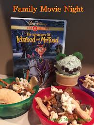 the adventures of ichabod and mr toad family movie night a