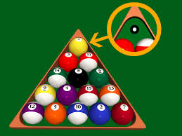 how to set up a pool table how to rack in 8 ball 7 steps with pictures wikihow