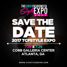atlanta save the date for the 2017 tcfstyle expo