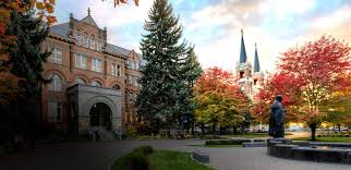 gonzaga university spokane washington