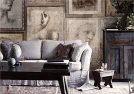 the renaissance wallpaper vintage retro picture frame study