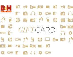 how much are gift cards gift cards b h photo