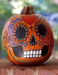 hand painted pumpkin halloween clipart best 25 sugar skull pumpkin ideas on pinterest skull pumpkin