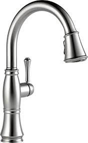 magnetic kitchen faucet delta faucet 9197 ar dst cassidy single handle pull kitchen