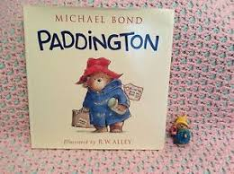 paddington book plus ornament ebay