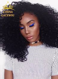 curl in front of hair pic curly lace front wigs with baby hair natural hairline lace front