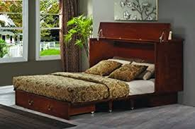 Cabinet Bed Frame Arason Enterprises Creden Zzz Cabinet Bed In