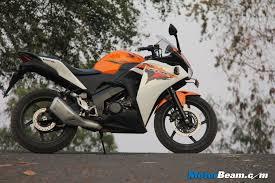 latest honda cbr bikes makes minor change to cbr150r switchgear
