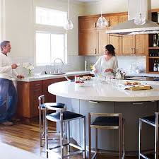 round island kitchen best 25 round kitchen island ideas on pinterest curved kitchen