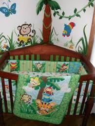 Rainforest Crib Bedding Fisher Price Rainforest 4 Crib Bedding Set Baby Stuff For