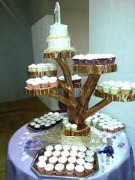 tree stump cake stand tree trunk wedding cake stand woodsy country glam heart stump and