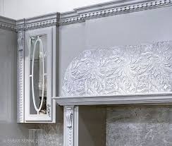 give your kitchen and bath cabinets new life with fresh moulding