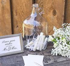 wedding wishes book mr mrs wedding wishes in a bottle guest book guest book