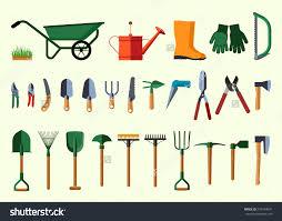 garden equipment clipart clipartxtras
