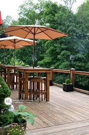 Summer Entertaining Ideas - outdoor entertaining tips easy summer living bystephanielynn