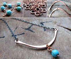 tutorial necklace making images Jewelry making tutorials handmade jewelry findings bead caps jpg
