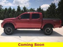 nissan frontier crew cab long bed nissan frontier crew cab pro 4x in georgia for sale used cars
