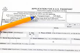 complete the ds 11 new passport application form