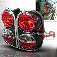 2004 jeep liberty tail light spec d tuning jeep liberty 2002 2004 black altezza tail lights
