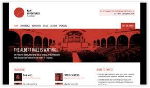 20 best responsive web design examples of 2012 blog social