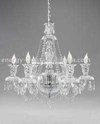 Vintage Glass Chandelier Glass Chandelier And Egmont Smooth Crystal Chandeliers 58 Best