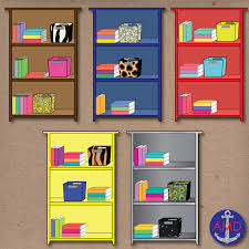 shelf clipart classroom furniture pencil and in color shelf
