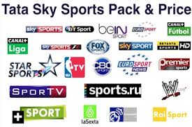 Canap En Sky Tata Sky Sports Package Recharge Price List Detail
