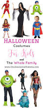 halloween costume ideas for kids and for the whole family addams