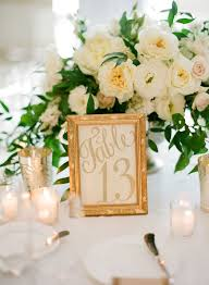 numero table mariage numero table mariage or mariage en vogue