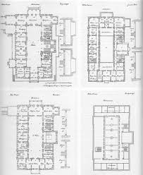 floor plan of longleat house wiltshire floor plans pinterest