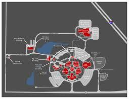 Map Student Login Campus Maps U2013 Lake Land College