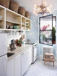 above kitchen cabinet storage ideas small kitchen storage put baskets above the cabinets empty