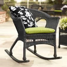 Wicker Outdoor Rocking Chairs Resin Wicker Rocking Chair Ideas Home U0026 Interior Design