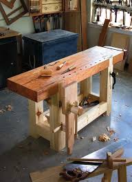 Woodworking Bench Plans Simple by Best 25 Woodworking Bench Ideas On Pinterest Garage Workshop