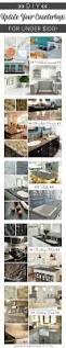 Refinish Kitchen Countertop Kit - best 25 countertop paint kit ideas on pinterest nuvo cabinet