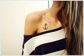 best anchor tattoos to stay grounded