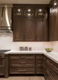 brown kitchen cabinets images gorgeous ideas to get adorable designs with brown kitchens